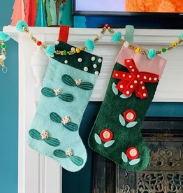 "CREATIVECOOP 22""H Felt Stocking"