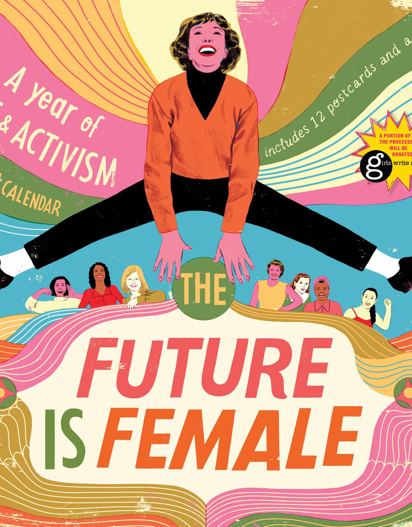 2021 Wall Calendar: The Future is Female