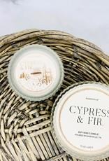 Paddywax Cypress & Fir Candles
