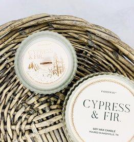 Cypress & Fir Candles