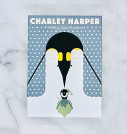 Charley Harper Box Set of 20 Assorted Holiday Cards: 5ea of 4 designs