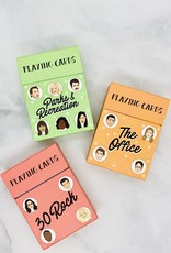 TV Show Playing Cards