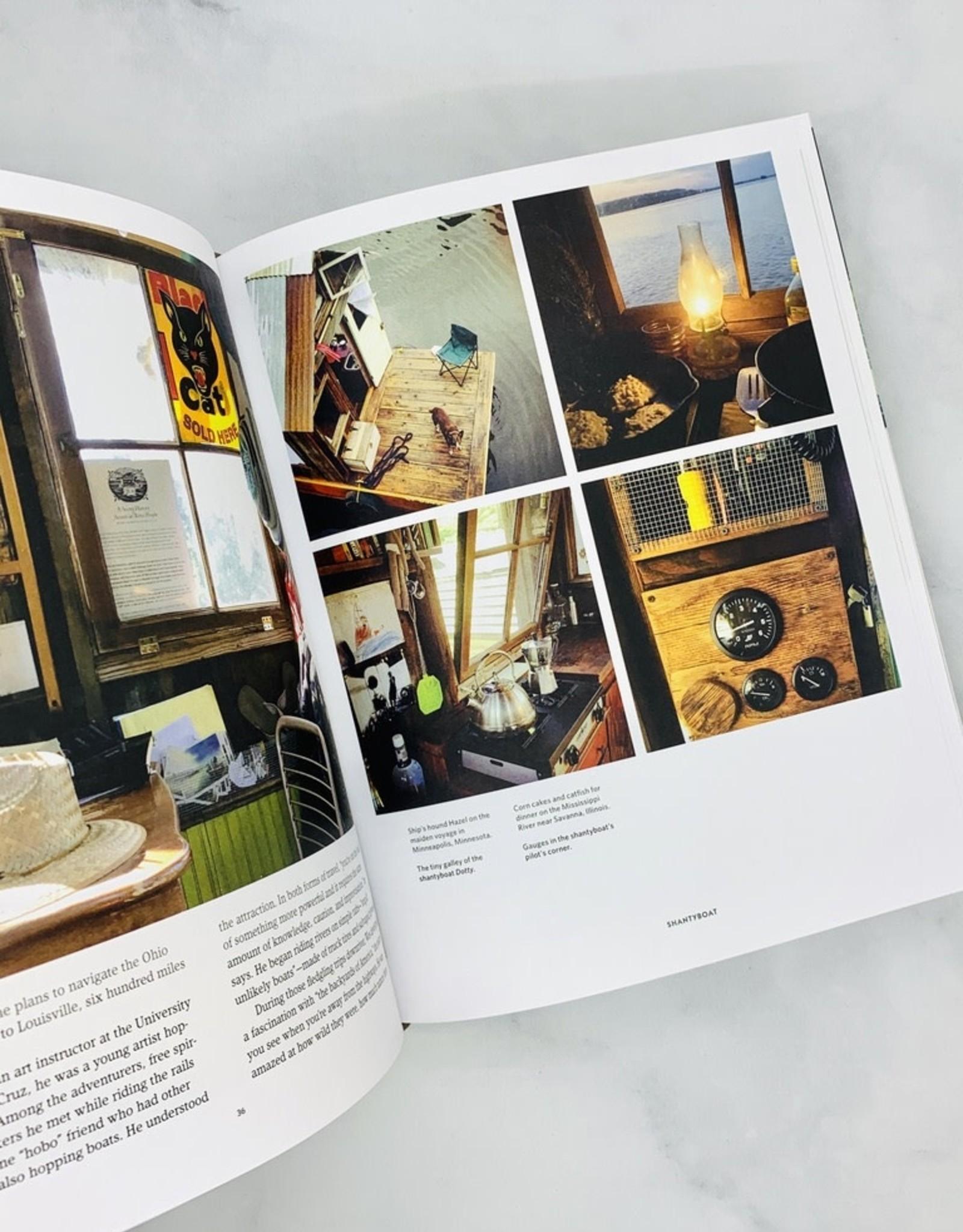 Hachette Book Group Cabin Porn: Inside