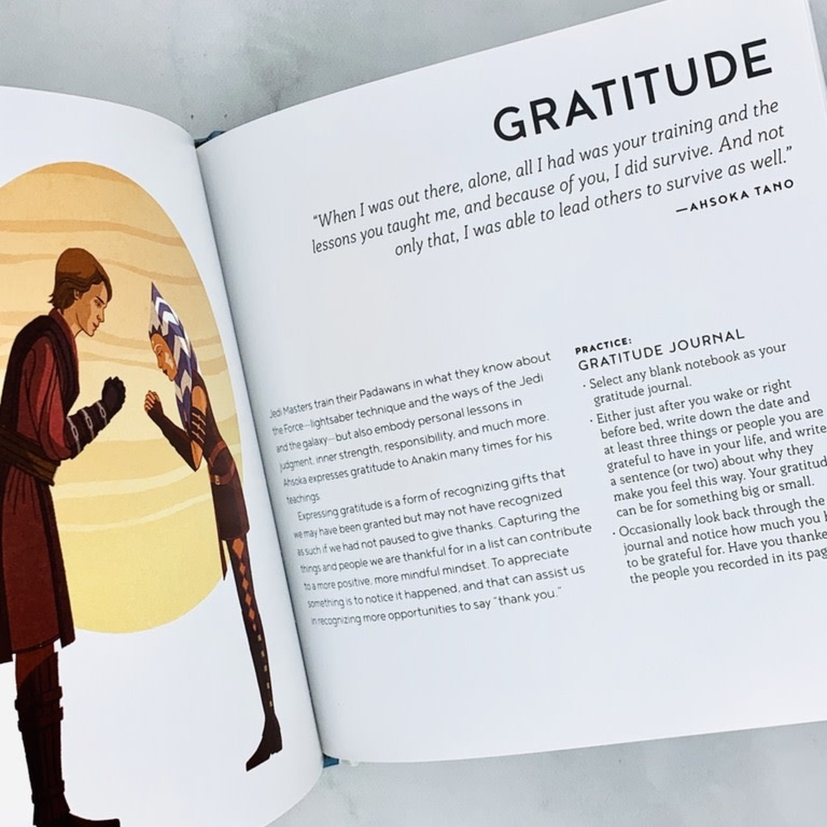 STAR WARS: THE JEDI MIND Secrets from the Force for Balance and Peace