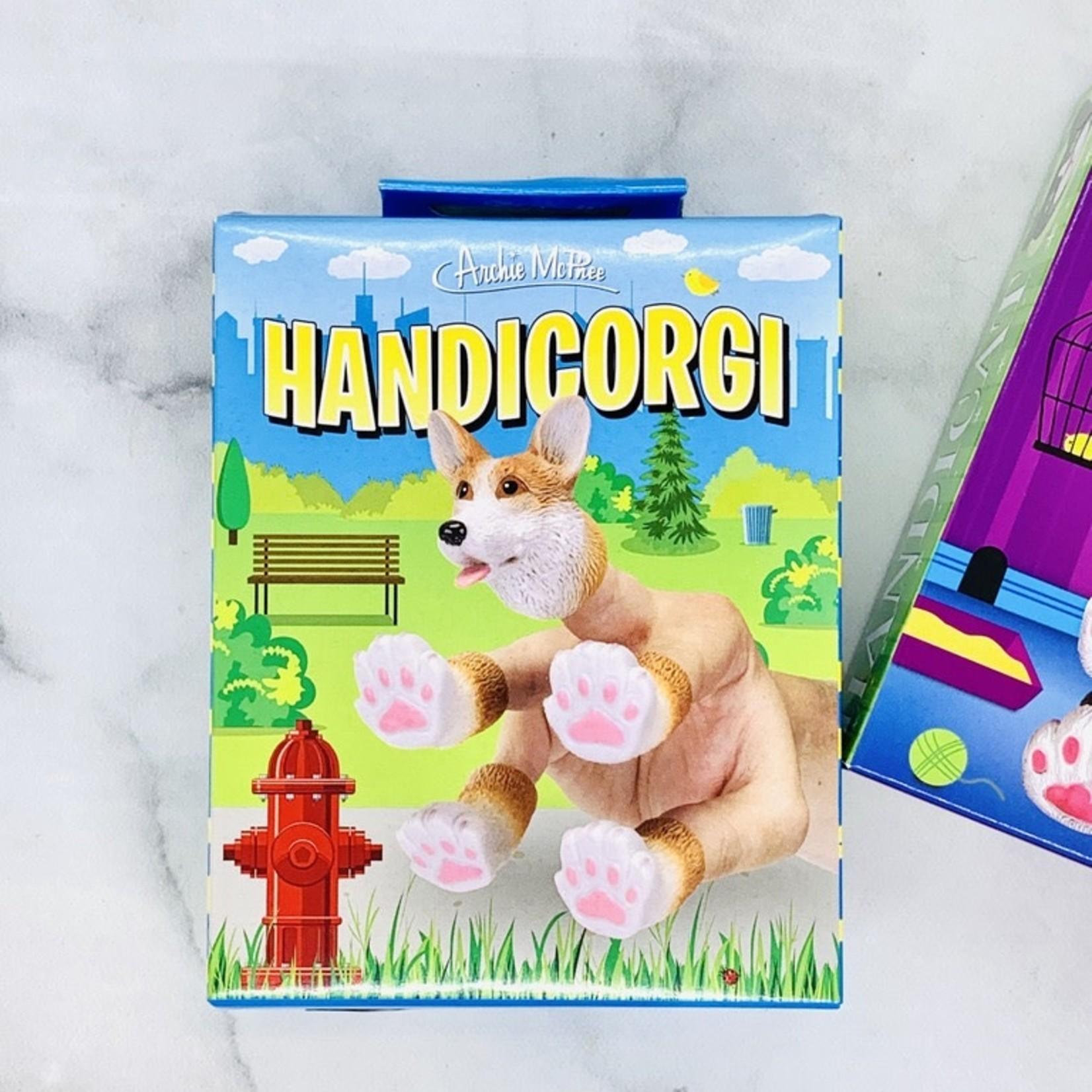 Handi Finger Puppets