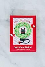 130-pc Holiday Mini Puzzle