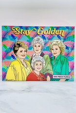 THEFOUND Stay Golden 500 Piece Puzzle