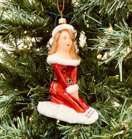 CodyFoster Mariah Carey Ornament