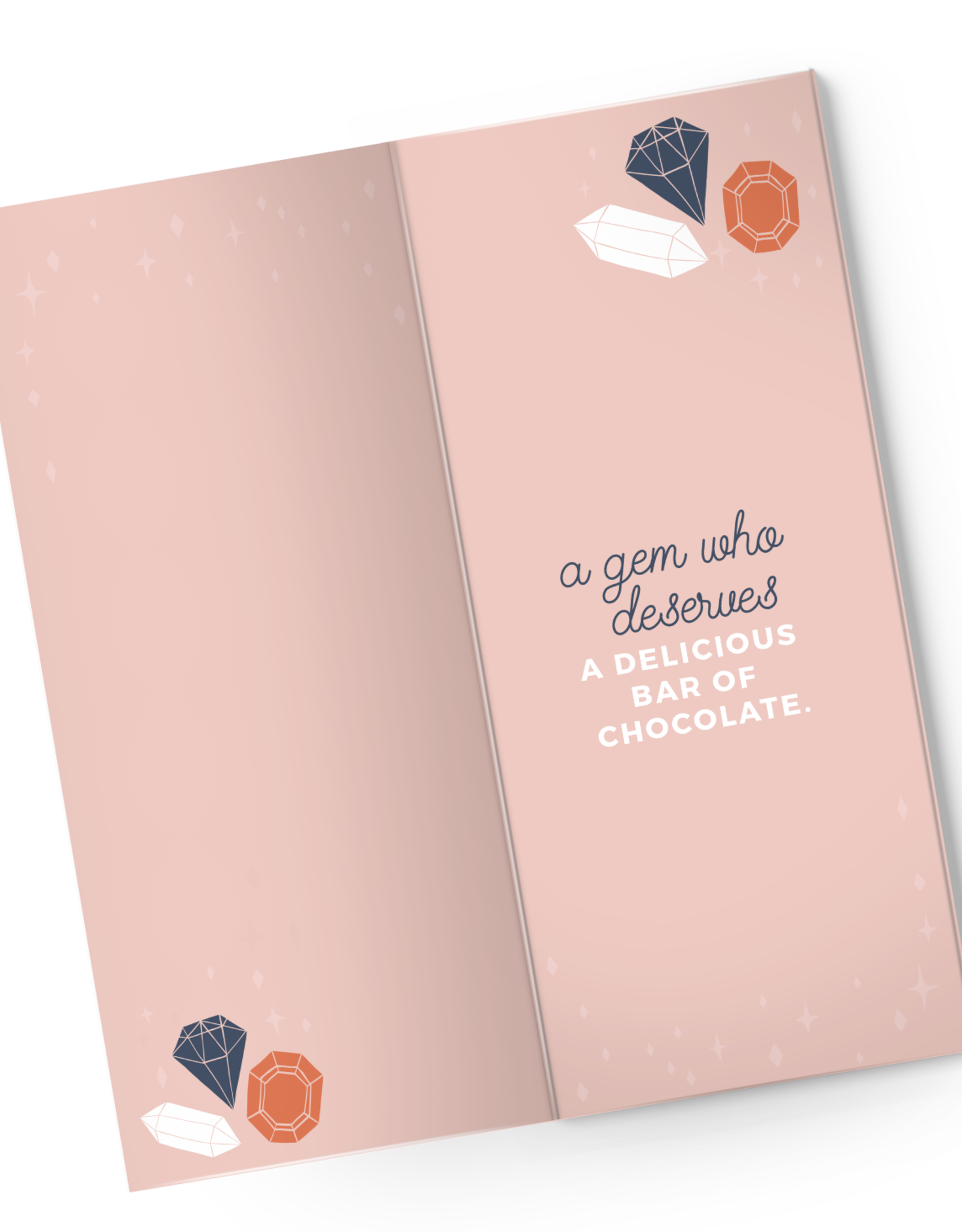 Sweeter Cards Sweeter Cards with Chocolate Bar
