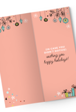 Holiday Sweeter Cards with Chocolate Bar