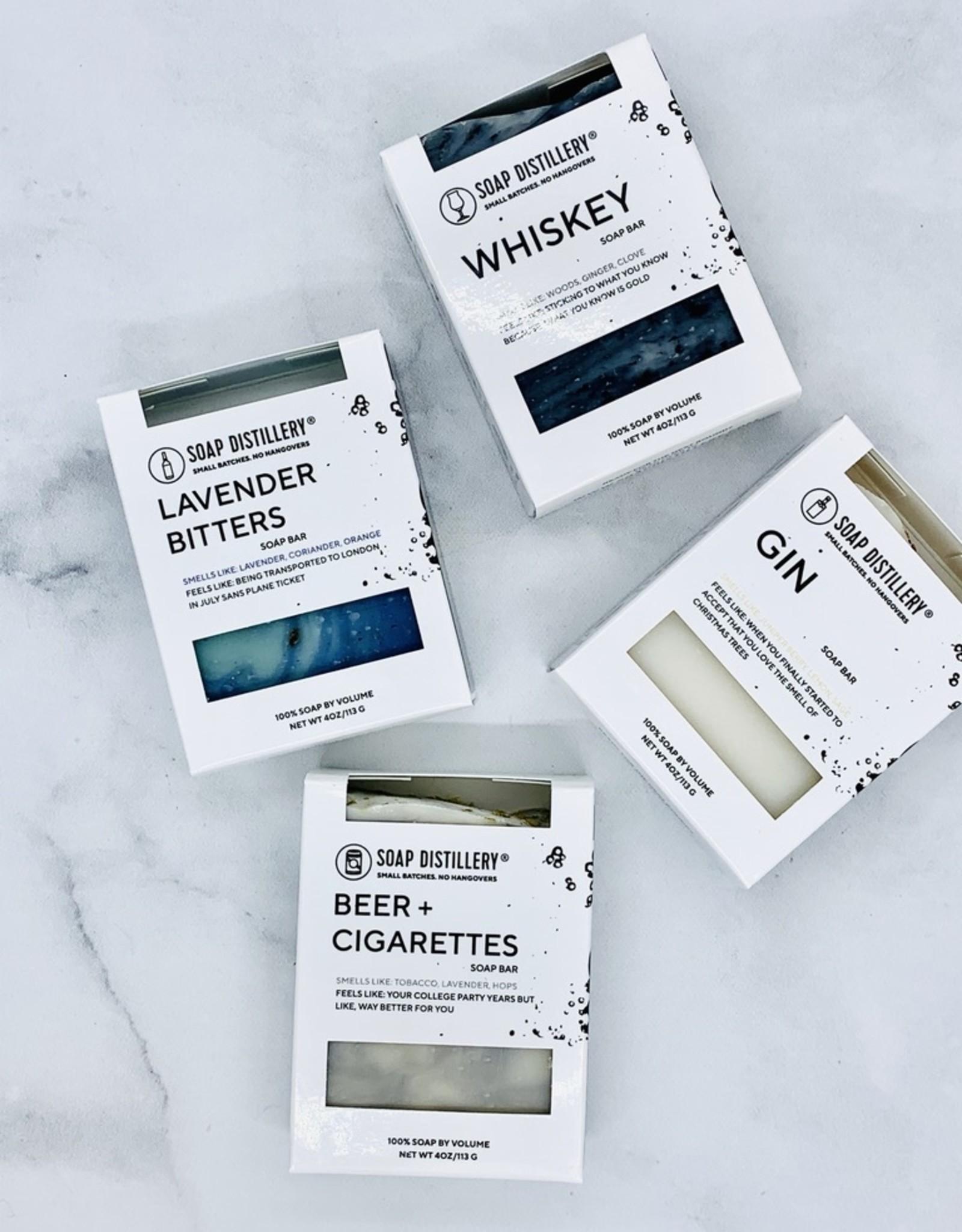 Soap Distillery Soap Bar: