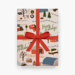 Rifle Paper Holiday Wrapping Sheets