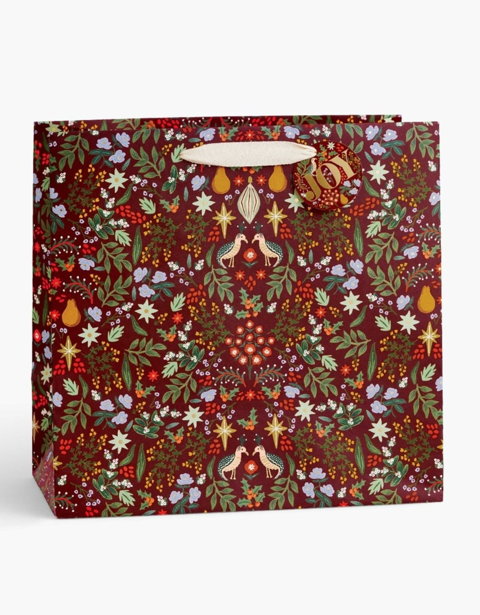 Partridge Holiday Gift Bags