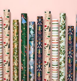 Rifle Paper Co Rifle Paper Holiday Continuous Wrap