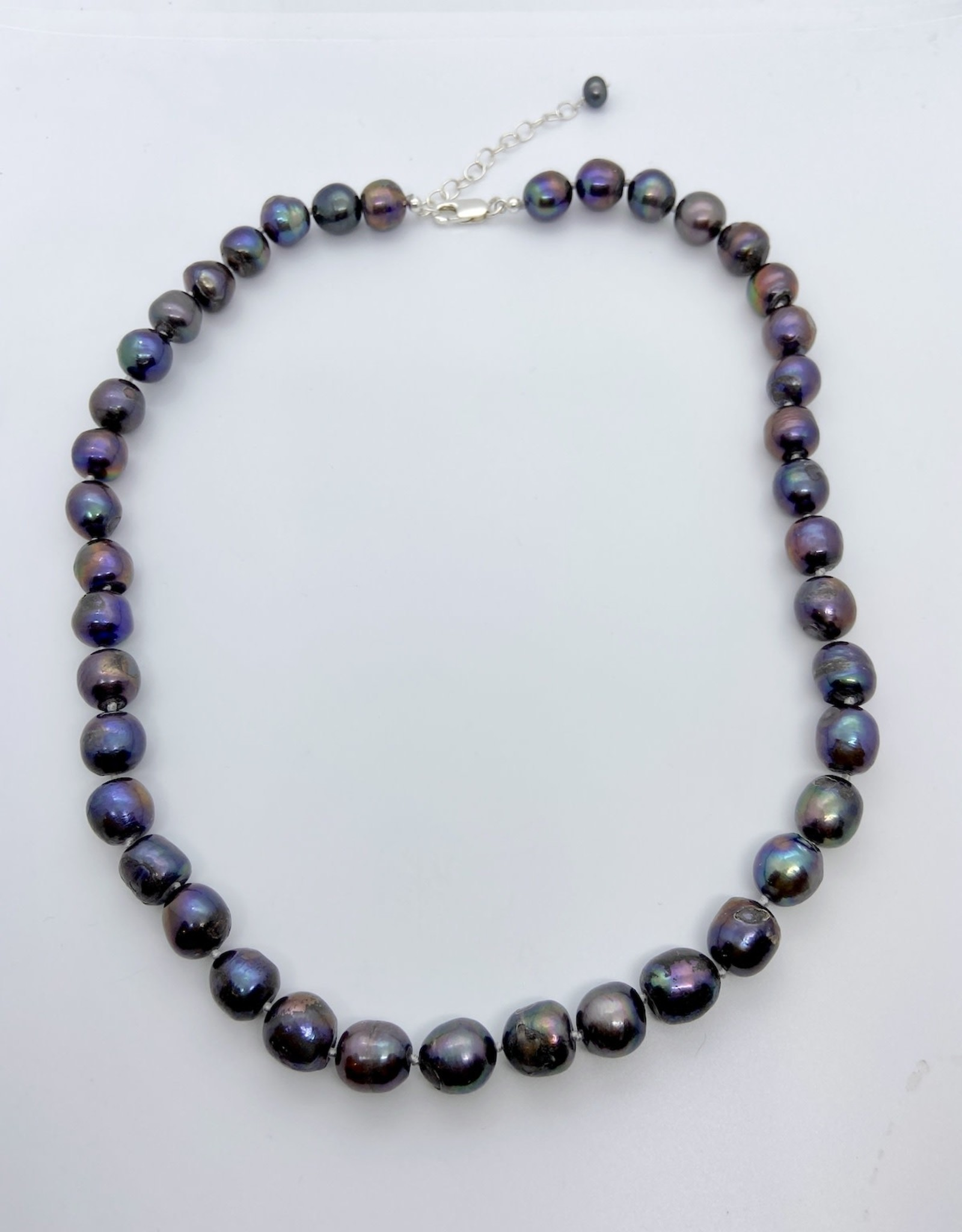 """Freshwater Pearl Necklace, 18"""""""