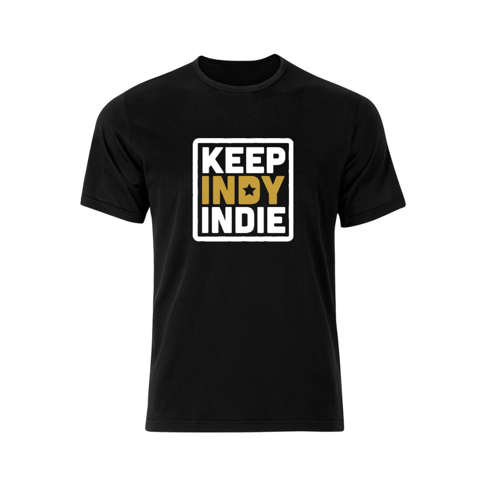 Keep Indy Indie Unisex Tee