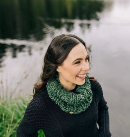 Cristin Rae Knits Knit Mini Cowl