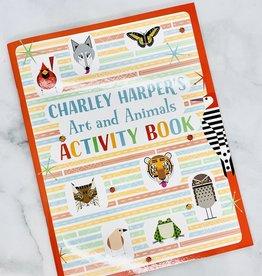 Charley Harper's Art and Animals Activity Book