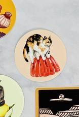 Jell-O Cat Sticker