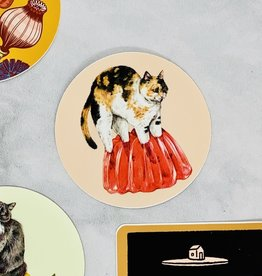Jell-O Cat Sticker