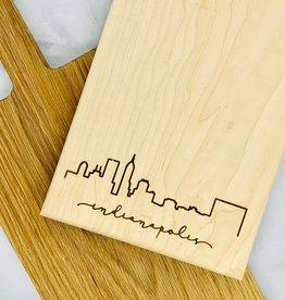 Indianapolis Skyline Bar Board