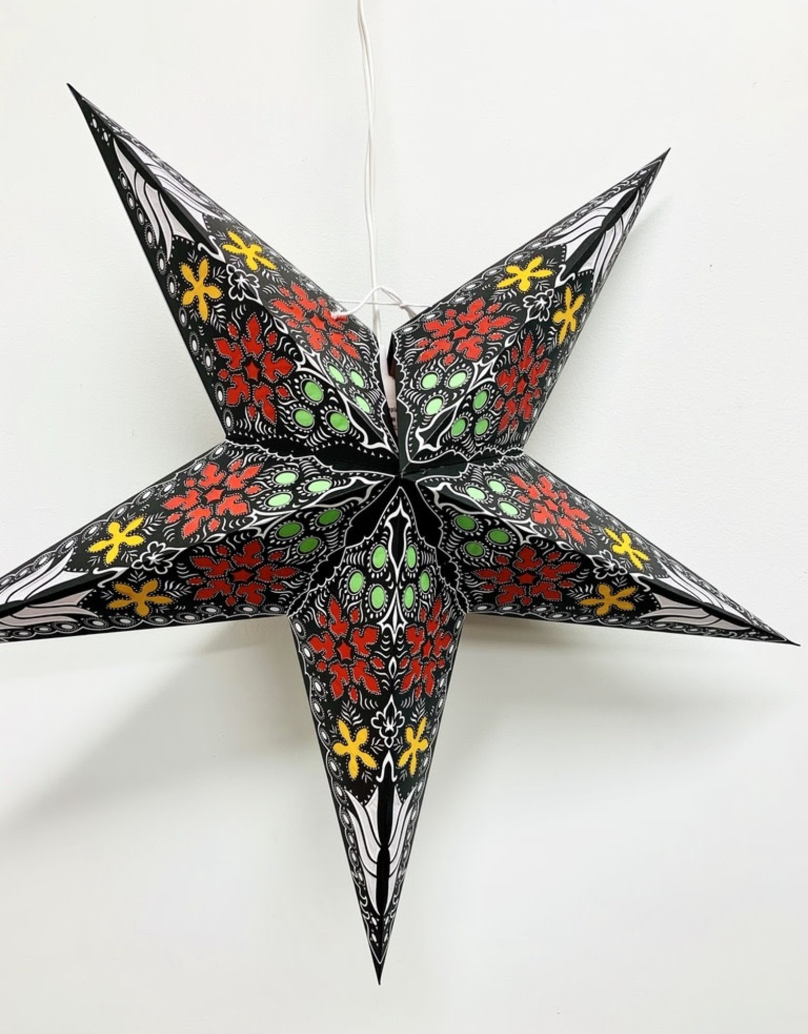 Star Light with 12' Cord