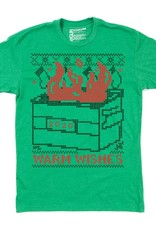 Warm Wishes 2020 Dumpster Fire Unisex Tee