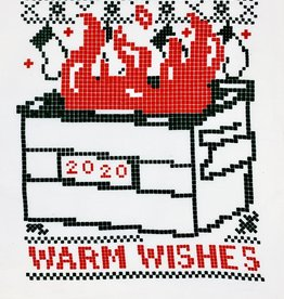 Warm Wishes Kitchen Towel