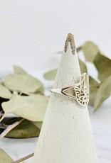 Sterling Silver Hamsa Ring