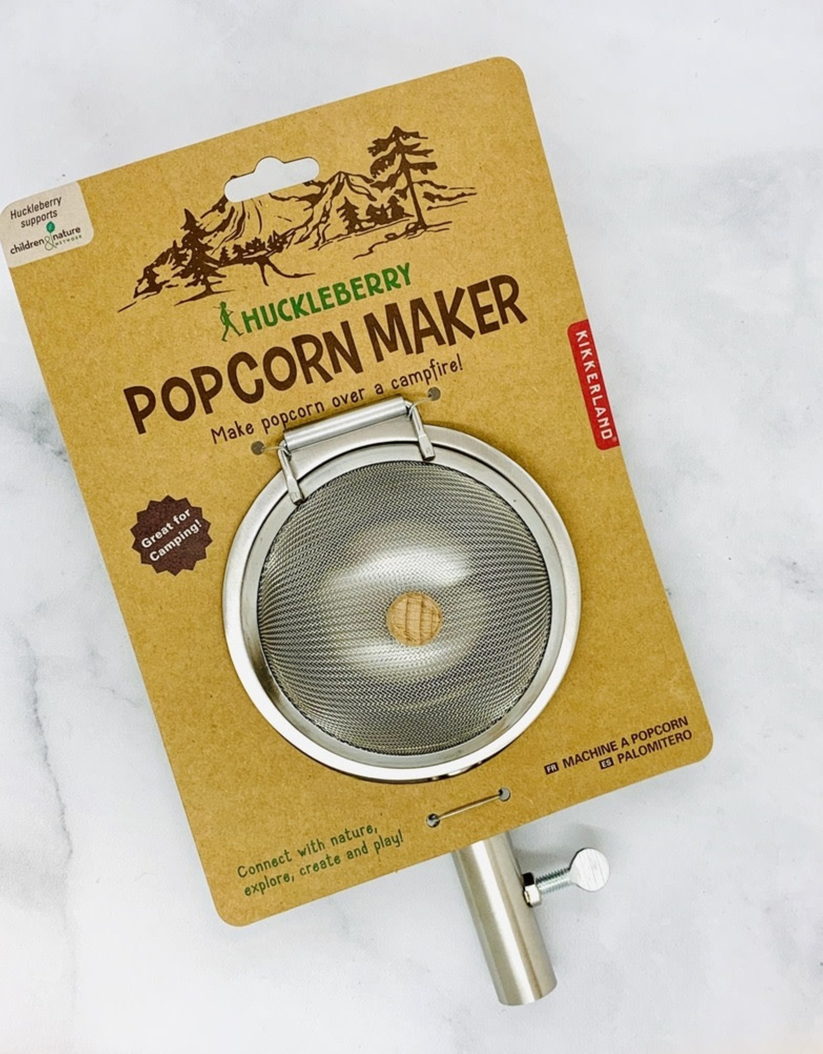 Huckleberry Popcorn Maker