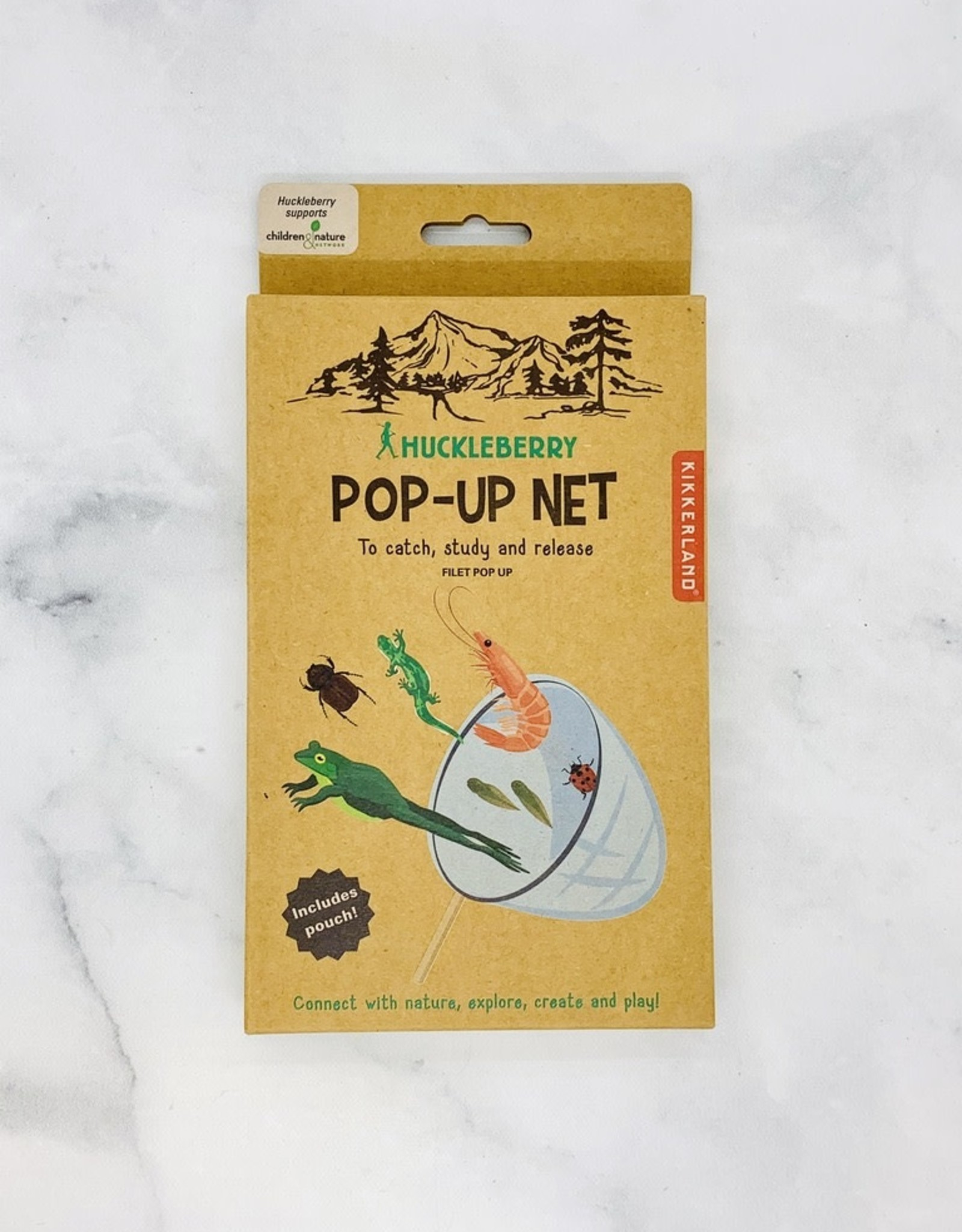 Huckleberry Pop Up Net