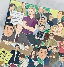 The Office 500 Piece  Puzzle