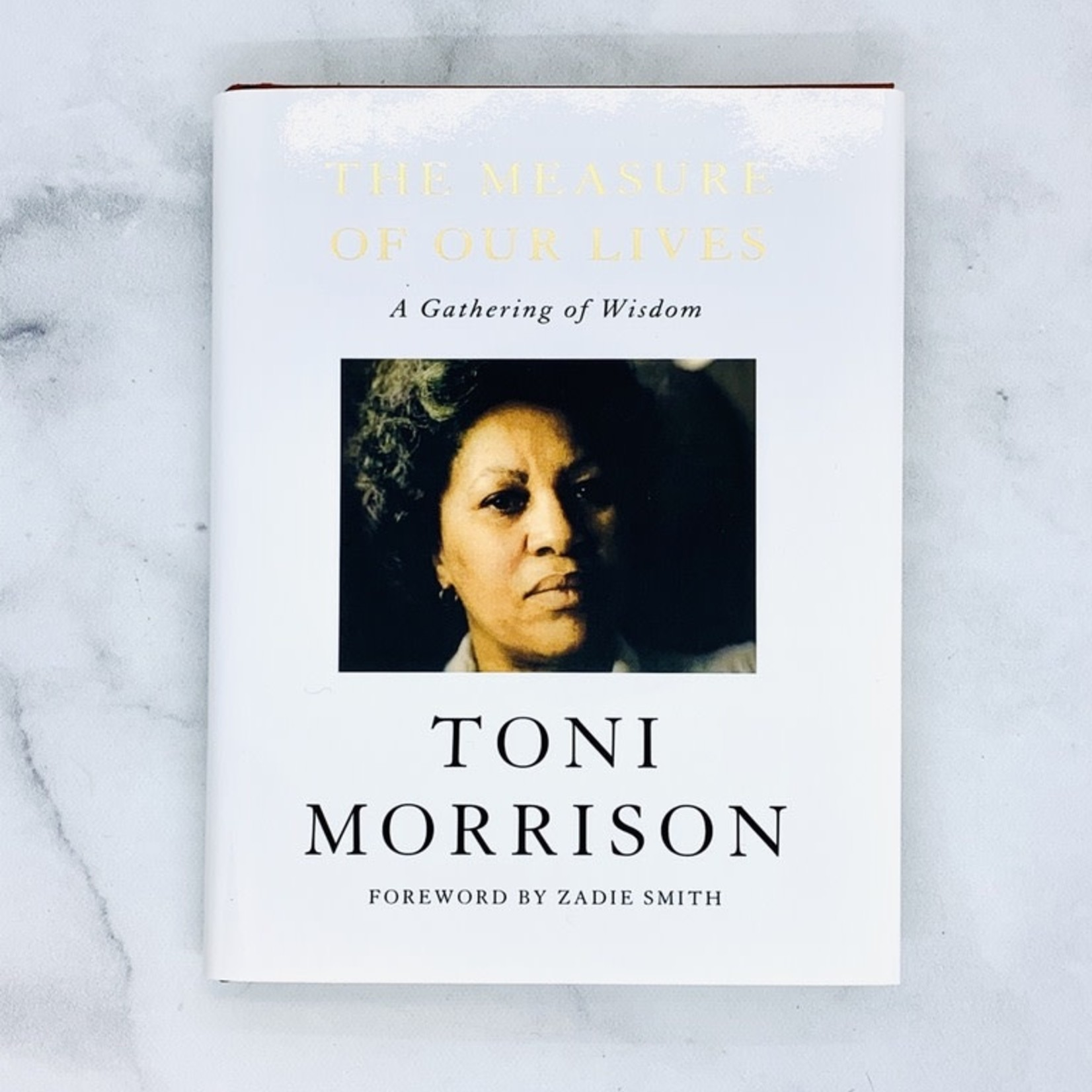 The Measure of Our Lives by Toni Morrison