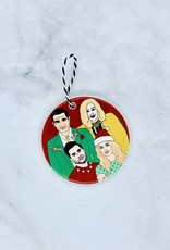 Schitt's Creek Ornaments