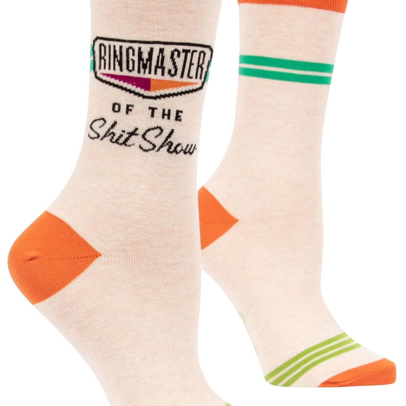 Ringmaster Women's Crew Socks