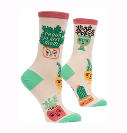 Proud Plant Mom Women's Crew Socks