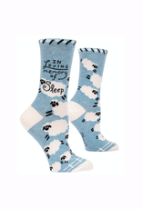 Loving Memory of Sleep Women's Crew Socks