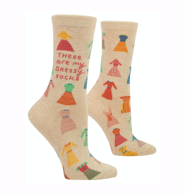 My Dressy Socks Women's Crew Socks