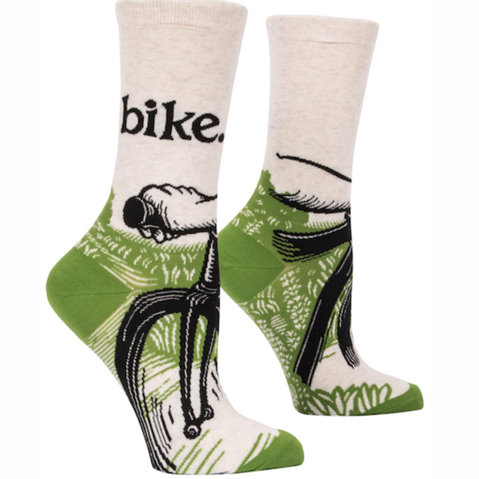 Bike Path Women's Crew Socks
