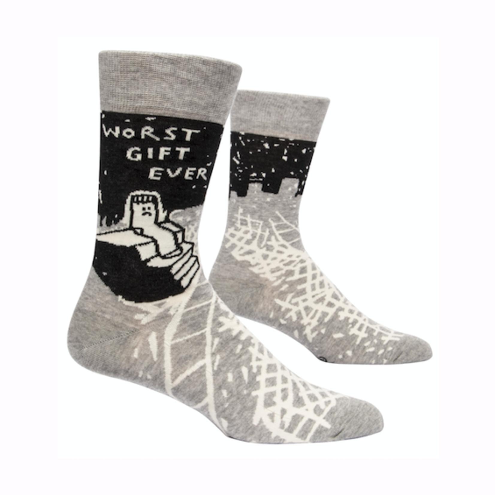 Men's Worst Gift Ever Socks