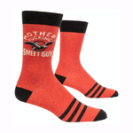 Mother Fucking Sweet Guy Men's Crew Socks