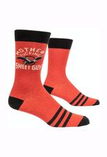 Mother Fucking Sweet Guy Men's Crew Socks