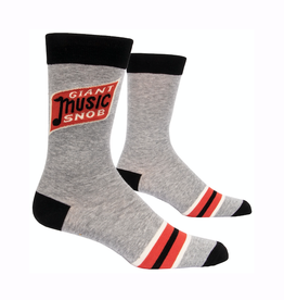 Giant Music Snob Men's Crew Socks
