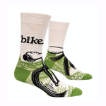 Bike Path Men's Crew Socks