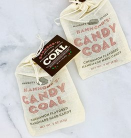 Candy Coal: Cinnamon Flavored Hard Candies