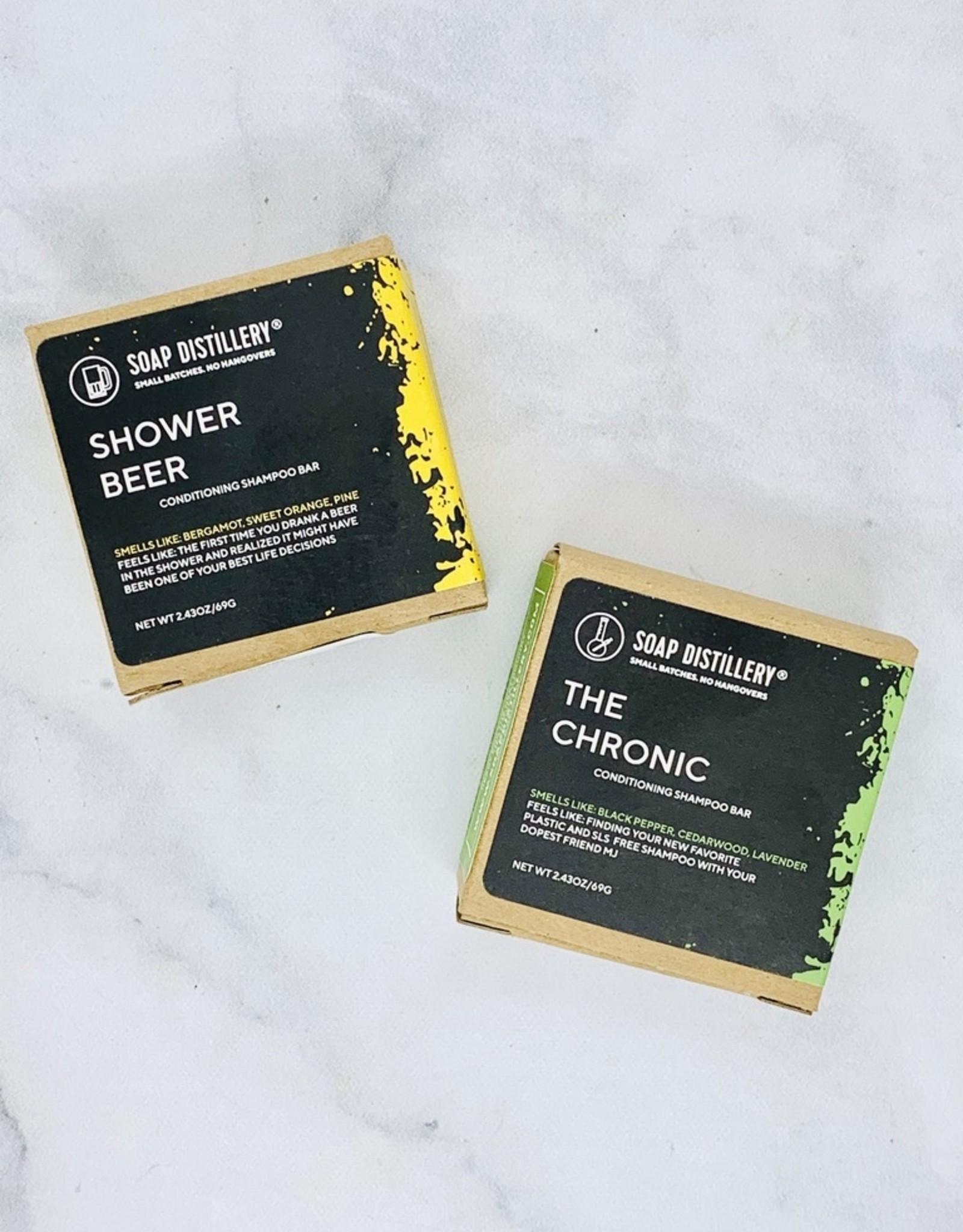 Soap Distillery Shampoo Bar