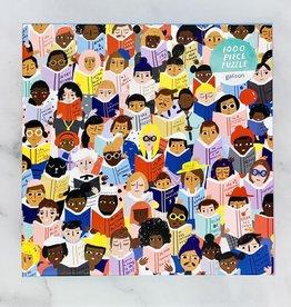 Book Club 1000-pc Puzzle