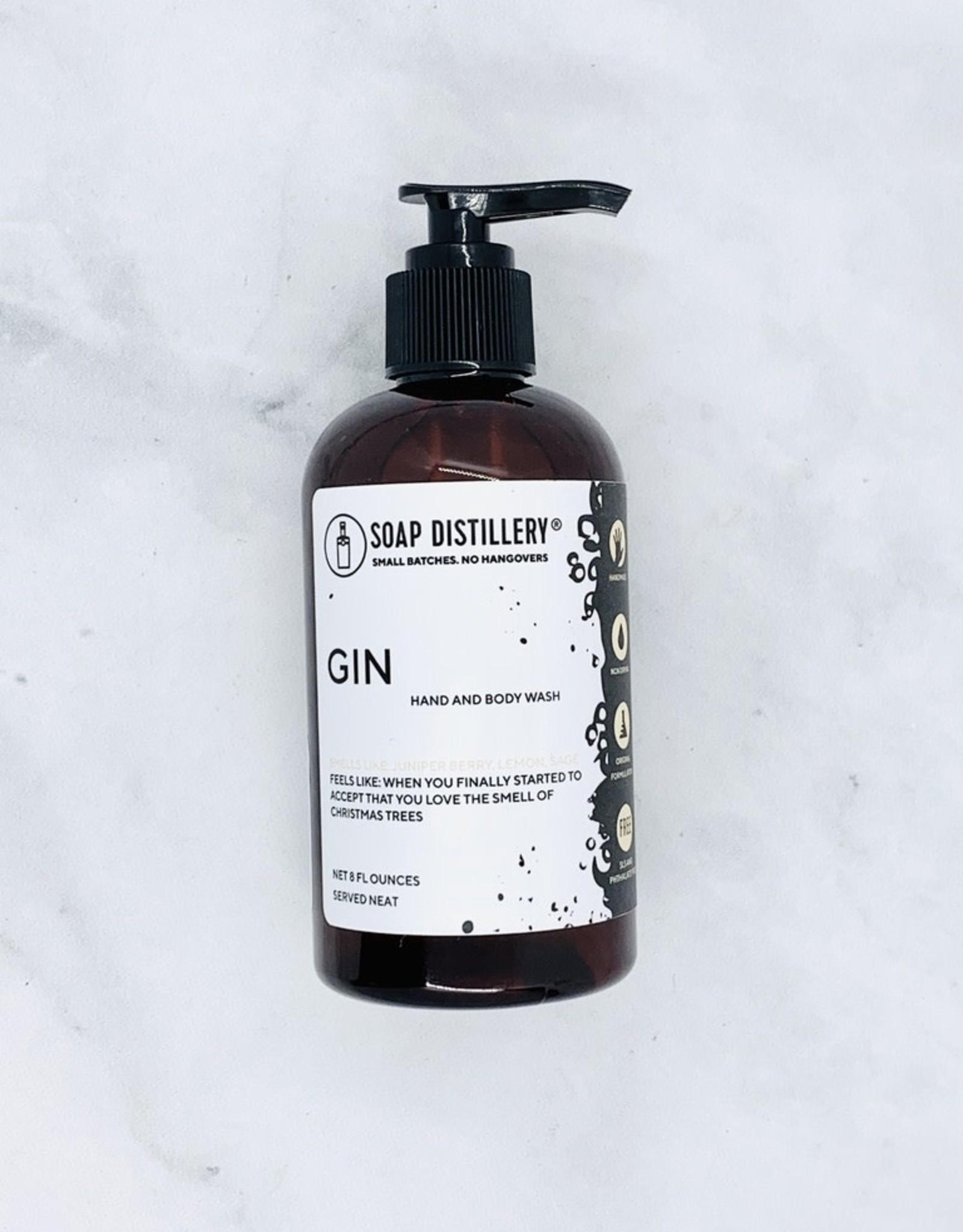 Gin Hand and Body Wash