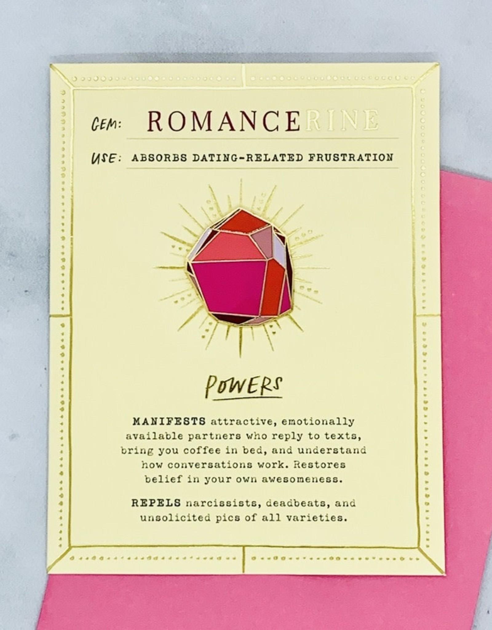 Romancerine Gem Card