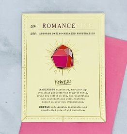 Romancerine Gem Card